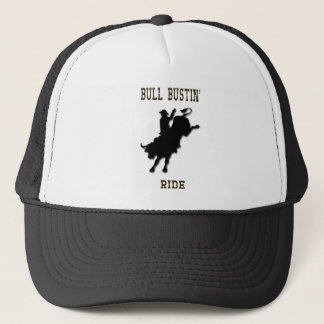 Bull Bustin' Ride Hat