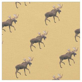Bull Caribou Fabric