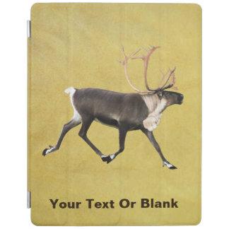 Bull Caribou iPad Cover