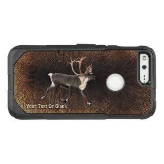 Bull Caribou (Reindeer) OtterBox Commuter Google Pixel Case