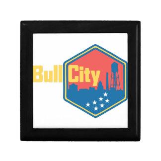 Bull City NC Gift Box