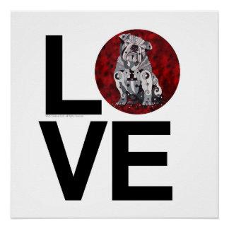 Bull Dog Love poster