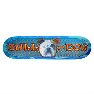 Bull Dog Skateboard