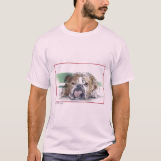 Bull Dog (The General!) T-Shirt