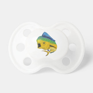 BULL DOLPHIN WAYS BABY PACIFIER