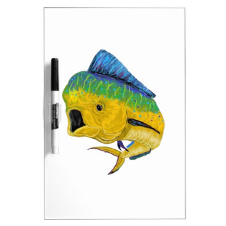 BULL DOLPHIN WAYS DRY ERASE WHITEBOARDS