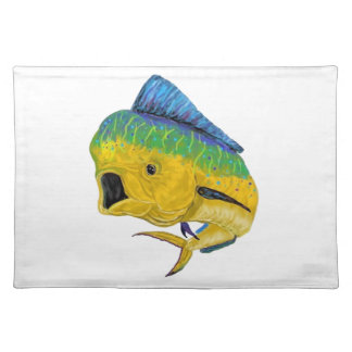 BULL DOLPHIN WAYS PLACEMAT