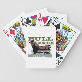 Bull Durham Bicycle Playing Cards