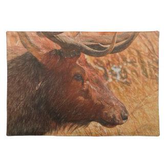 Bull Elk Placemat