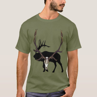 Bull elk plus more images T-Shirt