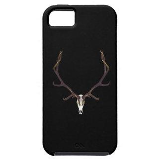 Bull elk skull color case for the iPhone 5