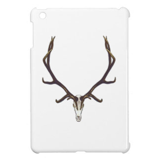 Bull elk skull color cover for the iPad mini