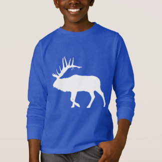 Bull elk white T-Shirt