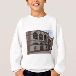 Bull fighting ring sweatshirt
