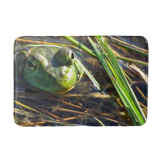 Bull Frog Bath Mat