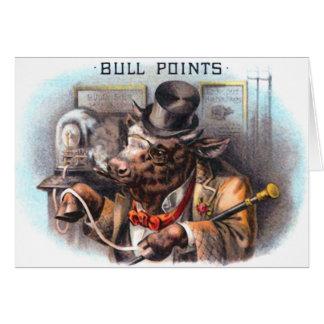 Bull Market Card