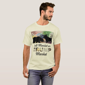 Bull Market or Trump Market T-Shirt