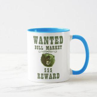 Bull Market Reward Mug