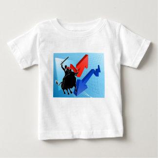 Bull Market Winner Concept Baby T-Shirt