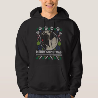 Bull Mastiff Dog Breed Ugly Christmas Sweater