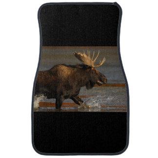 Bull Moose Car Mat