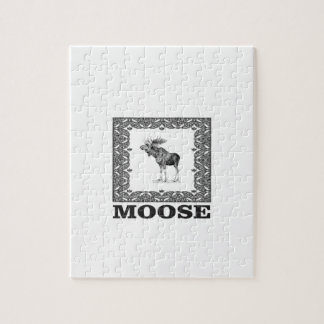 bull moose in a box jigsaw puzzle