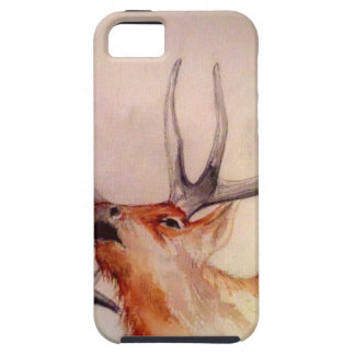 BULL OF THE WOODS STRENGTH ELK iPhone 5 CASES