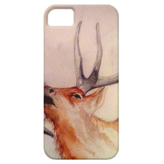 BULL OF THE WOODS STRENGTH ELK iPhone 5 COVERS