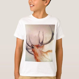 BULL OF THE WOODS STRENGTH ELK T-Shirt