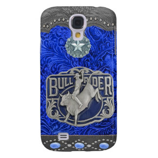 """Bull Rider"" Western Rodeo IPhone 3 Case"