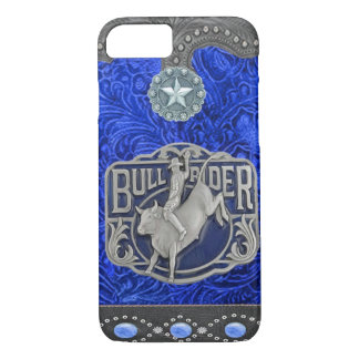 """""""Bull Rider"""" Western Rodeo iPhone 7 case"""