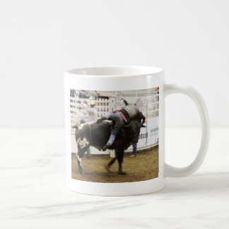 Bull Riding Coffee Mug