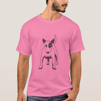 Bull Terrier - bino_2c T-Shirt