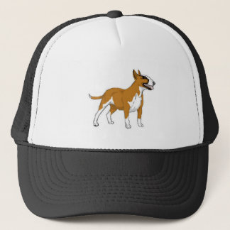 Bull Terrier -- Colored Trucker Hat