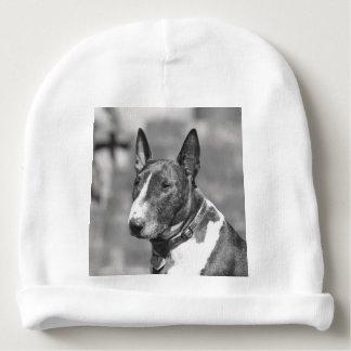 Bull Terrier dog Baby Beanie