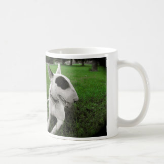 Bull Terrier Dog Coffee Mug