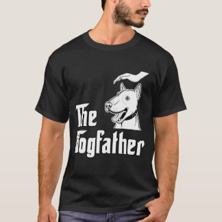 Bull Terrier Father Men Shirt