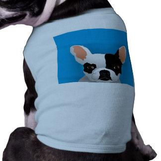 Bulldog art - french bulldog shirt