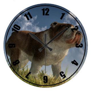Bulldog Clock