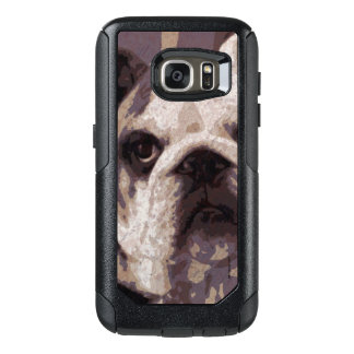 Bulldog Close OtterBox Samsung Galaxy S7 Case