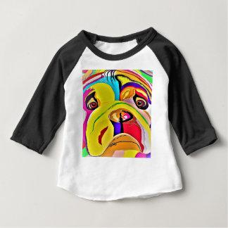 Bulldog Close-up Baby T-Shirt