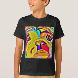 Bulldog Close-up T-Shirt