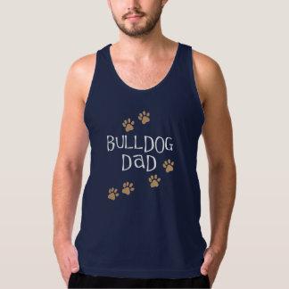 Bulldog Dad Tank Top
