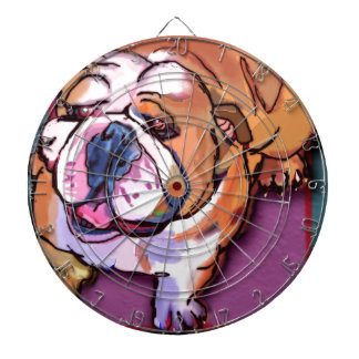 Bulldog Dartboard