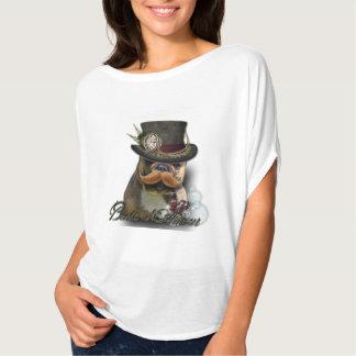 Bulldog detective T-Shirt