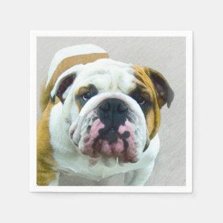 Bulldog Disposable Napkin