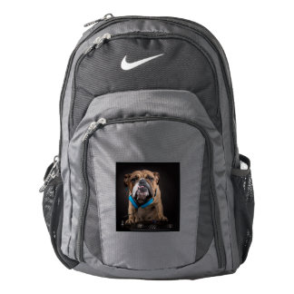 bulldog dj - dj dog backpack