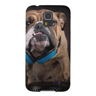 bulldog dj - dj dog galaxy s5 cover