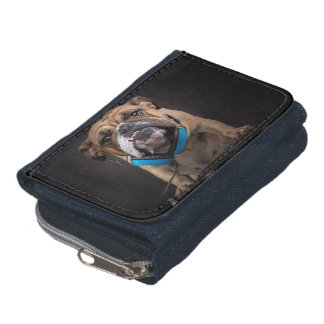 bulldog dj - dj dog wallets