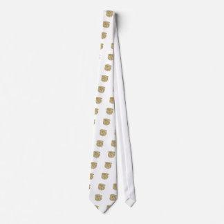 Bulldog Dog Mongrel Head Collar Mono Line Tie